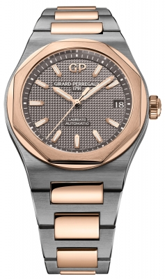 Girard Perregaux Laureato Automatic 42mm 81010-26-232-26a watch