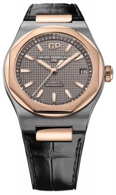 Girard Perregaux Laureato Automatic 42mm 81010-26-232-bb6a watch