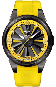 Perrelet Turbine 44mm Mens watch, model number - A1047/7 TURBINE RACING, discount price of £3,568.00 from The Watch Source