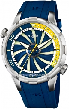 Perrelet Turbine Diver Mens watch, model number - a1066/3, discount price of £3,802.00 from The Watch Source