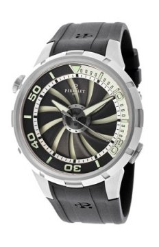 Perrelet Turbine Diver Mens watch, model number - a1066/1, discount price of £3,380.00 from The Watch Source