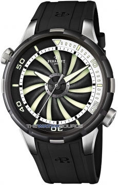 Perrelet Turbine Diver Mens watch, model number - a1067/1, discount price of £4,180.00 from The Watch Source