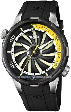 Perrelet Turbine Diver Mens watch, model number - a1067/2, discount price of £4,180.00 from The Watch Source