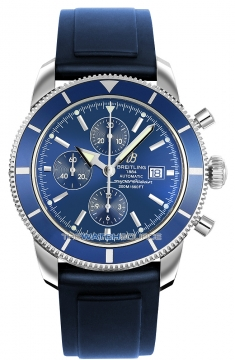 Breitling Superocean Heritage Chronograph Mens watch, model number - a1332016/c758-3pro2t, discount price of £3,530.00 from The Watch Source