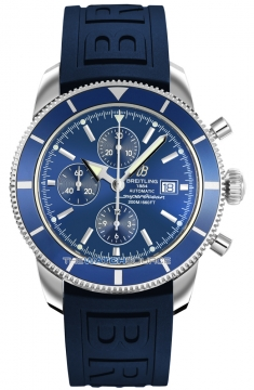 Breitling Superocean Heritage Chronograph Mens watch, model number - a1332016/c758-3pro3d, discount price of £3,620.00 from The Watch Source