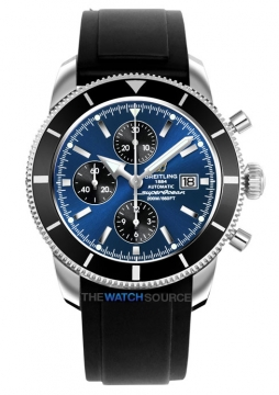 Breitling Superocean Heritage Chronograph Mens watch, model number - a1332024/c817-1pro2d, discount price of £3,730.00 from The Watch Source