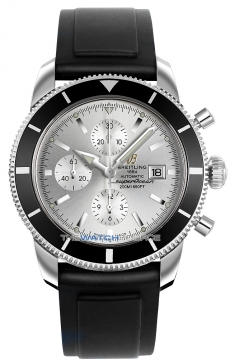 Breitling Superocean Heritage Chronograph Mens watch, model number - a1332024/g698-1pro2d, discount price of £3,730.00 from The Watch Source