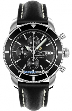 Breitling Superocean Heritage Chronograph Mens watch, model number - a1332024/b908-1lt, discount price of £3,440.00 from The Watch Source