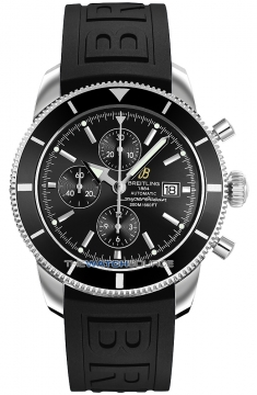 Breitling Superocean Heritage Chronograph Mens watch, model number - a1332024/b908-1pro3d, discount price of £3,580.00 from The Watch Source