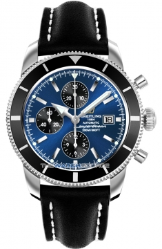 Breitling Superocean Heritage Chronograph Mens watch, model number - a1332024/c817-1ld, discount price of £3,580.00 from The Watch Source
