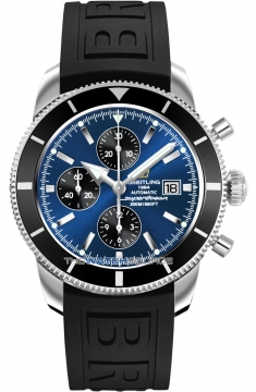 Breitling Superocean Heritage Chronograph Mens watch, model number - a1332024/c817-1pro3d, discount price of £3,590.00 from The Watch Source