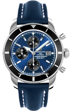 Breitling Superocean Heritage Chronograph Mens watch, model number - a1332024/c817-3lt, discount price of £3,800.00 from The Watch Source