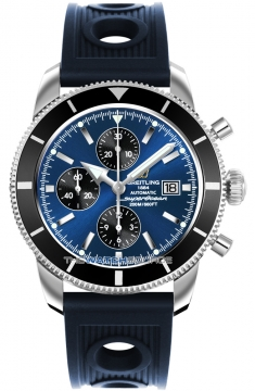 Breitling Superocean Heritage Chronograph Mens watch, model number - a1332024/c817-3or, discount price of £3,590.00 from The Watch Source
