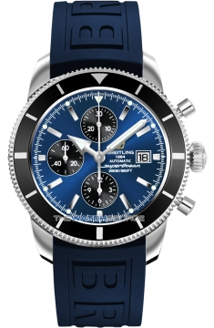 Breitling Superocean Heritage Chronograph Mens watch, model number - a1332024/c817-3pro3t, discount price of £3,390.00 from The Watch Source