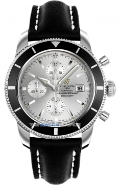 Breitling Superocean Heritage Chronograph Mens watch, model number - a1332024/g698-1lt, discount price of £3,440.00 from The Watch Source
