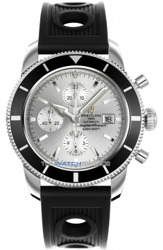 Breitling Superocean Heritage Chronograph Mens watch, model number - a1332024/g698-1or, discount price of £3,580.00 from The Watch Source