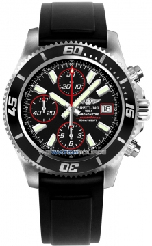 Breitling Superocean Chronograph II Mens watch, model number - a1334102/ba81-1pro2d, discount price of £4,030.00 from The Watch Source