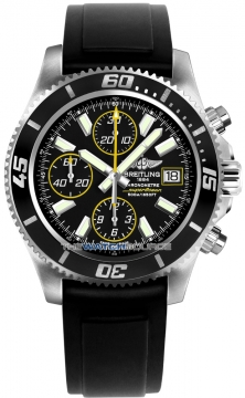 Breitling Superocean Chronograph II Mens watch, model number - a1334102/ba82-1pro2t, discount price of £3,830.00 from The Watch Source