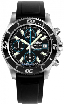 Breitling Superocean Chronograph II Mens watch, model number - a1334102/ba83-1pro2d, discount price of £4,030.00 from The Watch Source