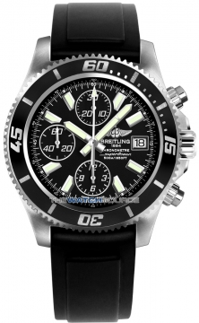 Breitling Superocean Chronograph II Mens watch, model number - a1334102/ba84-1pro2d, discount price of £4,030.00 from The Watch Source