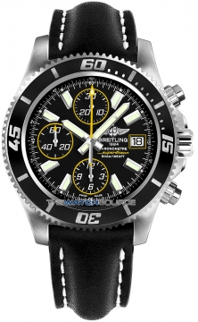 Breitling Superocean Chronograph II Mens watch, model number - a1334102/ba82-1ld, discount price of £3,900.00 from The Watch Source