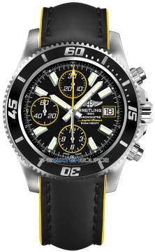 Breitling Superocean Chronograph II Mens watch, model number - a1334102/ba82-1lts, discount price of £3,730.00 from The Watch Source