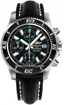 Breitling Superocean Chronograph II Mens watch, model number - a1334102/ba83-1lt, discount price of £3,720.00 from The Watch Source