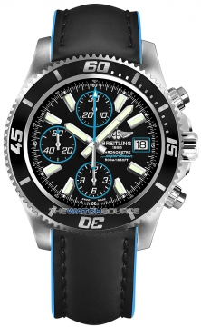 Breitling Superocean Chronograph II Mens watch, model number - a1334102/ba83-1lts, discount price of £3,730.00 from The Watch Source