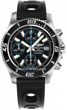 Breitling Superocean Chronograph II Mens watch, model number - a1334102/ba83-1or, discount price of £3,900.00 from The Watch Source
