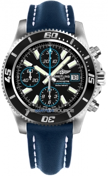 Breitling Superocean Chronograph II Mens watch, model number - a1334102/ba83-3ld, discount price of £3,900.00 from The Watch Source