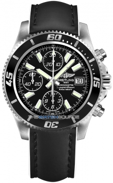 Breitling Superocean Chronograph II Mens watch, model number - a1334102/ba84-1lts, discount price of £3,730.00 from The Watch Source