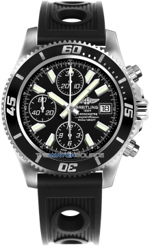 Breitling Superocean Chronograph II Mens watch, model number - a1334102/ba84-1or, discount price of £3,900.00 from The Watch Source