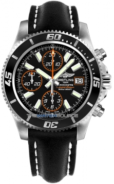 Breitling Superocean Chronograph II Mens watch, model number - a1334102/ba85-1lt, discount price of £3,720.00 from The Watch Source