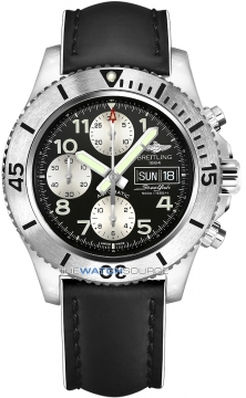 Breitling Superocean Chronograph Steelfish 44 Mens watch, model number - a13341c3/bd19-1lts, discount price of £3,870.00 from The Watch Source