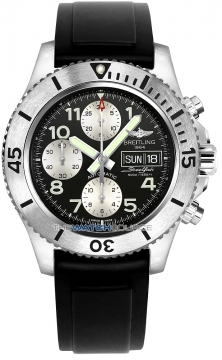 Breitling Superocean Chronograph Steelfish 44 Mens watch, model number - a13341c3/bd19-1pro2d, discount price of £4,030.00 from The Watch Source