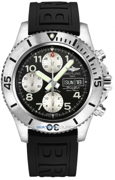Breitling Superocean Chronograph Steelfish 44 Mens watch, model number - a13341c3/bd19-1pro3d, discount price of £4,020.00 from The Watch Source