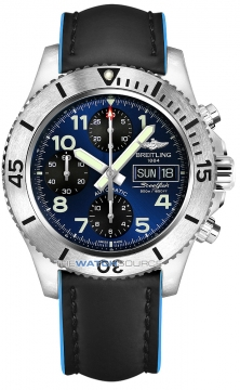 Breitling Superocean Chronograph Steelfish 44 Mens watch, model number - a13341c3/c893-3lts, discount price of £3,870.00 from The Watch Source