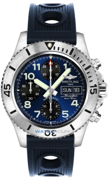 Breitling Superocean Chronograph Steelfish 44 Mens watch, model number - a13341c3/c893-3or, discount price of £4,020.00 from The Watch Source