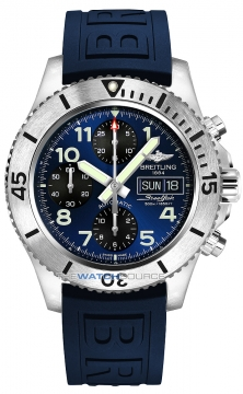 Breitling Superocean Chronograph Steelfish 44 Mens watch, model number - a13341c3/c893-3pro3t, discount price of £3,830.00 from The Watch Source