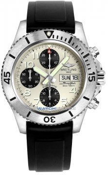 Breitling Superocean Chronograph Steelfish 44 Mens watch, model number - a13341c3/g782-1pro2t, discount price of £3,830.00 from The Watch Source