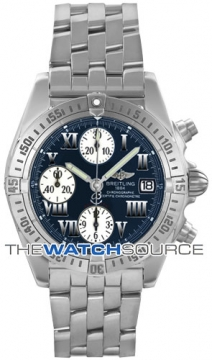 Breitling Chrono Cockpit Mens watch, model number - a1335812/c678-ss, discount price of £3,480.00 from The Watch Source