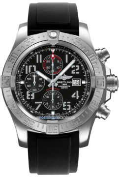 Breitling Super Avenger II Mens watch, model number - a1337111/bc28-1pro2t, discount price of £3,550.00 from The Watch Source