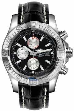 Breitling Super Avenger II Mens watch, model number - a1337111/bc29-1ct, discount price of £3,680.00 from The Watch Source