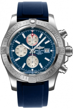 Breitling Super Avenger II Mens watch, model number - a1337111/c871-3pro2t, discount price of £3,550.00 from The Watch Source