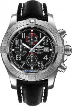 Breitling Super Avenger II Mens watch, model number - a1337111/bc28-1ld, discount price of £3,918.00 from The Watch Source