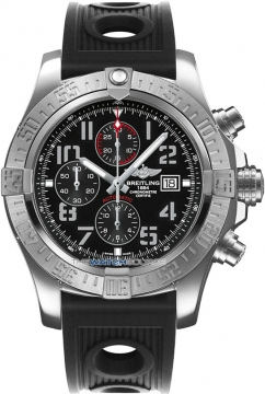 Breitling Super Avenger II Mens watch, model number - a1337111/bc28-1or, discount price of £3,590.00 from The Watch Source