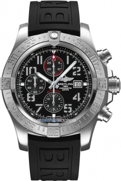 Breitling Super Avenger II Mens watch, model number - a1337111/bc28-1pro3d, discount price of £3,590.00 from The Watch Source