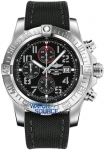 Breitling Super Avenger II a1337111/bc28/104w watch