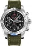 Breitling Super Avenger II a1337111/bc28/105w watch