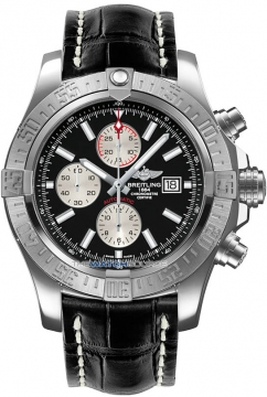 Breitling Super Avenger II Mens watch, model number - a1337111/bc29-1cd, discount price of £3,840.00 from The Watch Source